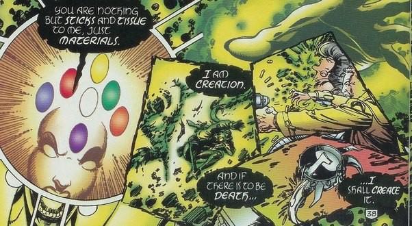 Captain Marvel có sức mạnh gì mà có thể trở thành đối trọng hùng mạnh của Thanos? - Ảnh 4.