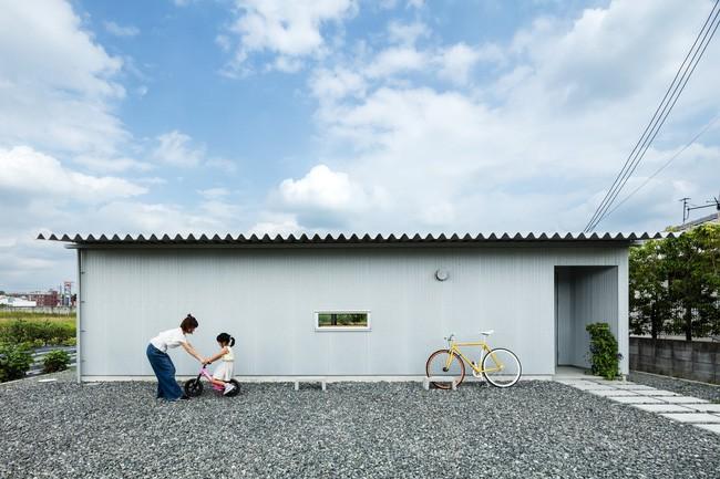 Đỉnh như ngôi nhà cấp 4 Nhật Bản: Xây giữa cánh đồng vẫn được khen hết lời - Ảnh 4.