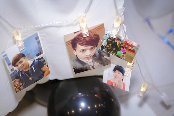 Hồ Quang Hiếu tổ chức sinh nhật cùng fan và người thân tại nhà riêng - Ảnh 1.