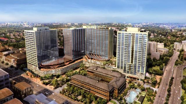 hãng Mitsubishi và công ty con của Temasek đầu tư 2,5 tỷ USD xây thành phố khắp Đông Nam Á trong đó có Việt Nam - Ảnh 1.