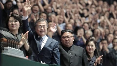 Mỹ có thể đàm phán trở lại với Triều Tiên, mong phi hạt nhân hóa trước 2021 - Ảnh 2.