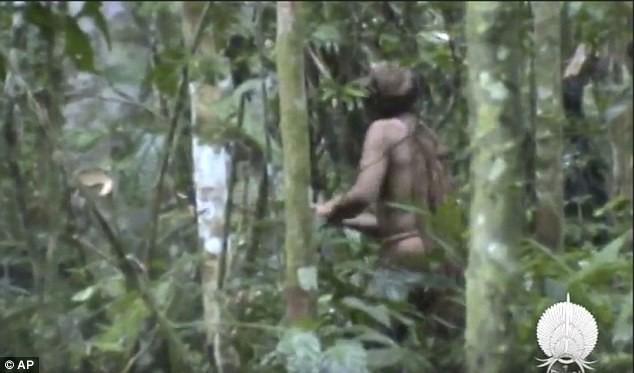Người đàn ông sống sót cuối cùng của một bộ lạc - Ảnh 1.