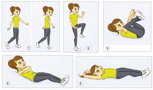10 bài tập buổi sáng cho cả ngày đầy năng lượng - Ảnh 1.