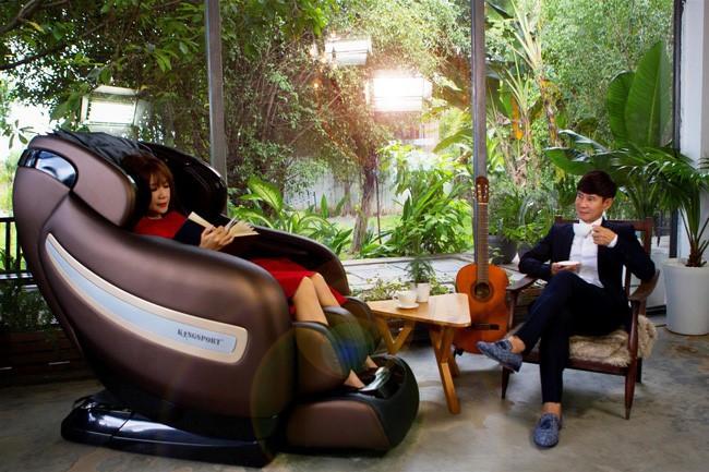 Chiếc ghế kỳ diệu giúp bạn đi vào giấc ngủ ngon chỉ trong ít phút - Ảnh 5.