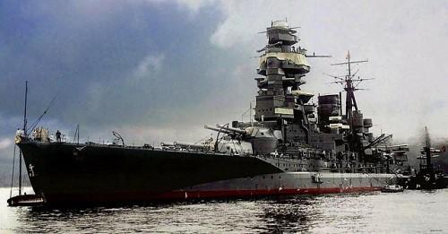 Tàu chiến quái vật của Nhật Bản trong Thế chiến thứ II: Chưa kịp đánh đã chìm - Ảnh 1.