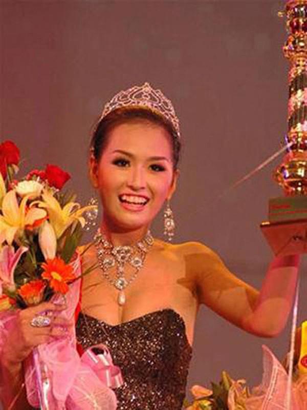 Đọ nhan sắc của 4 người đẹp đăng quang Hoa hậu Việt Nam năm 18 tuổi - Ảnh 3.