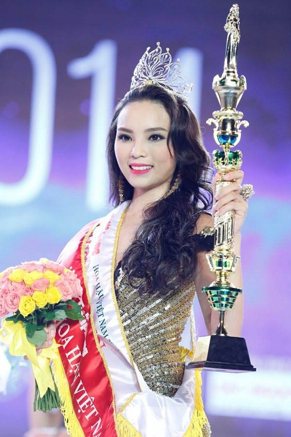 Đọ nhan sắc của 4 người đẹp đăng quang Hoa hậu Việt Nam năm 18 tuổi - Ảnh 16.