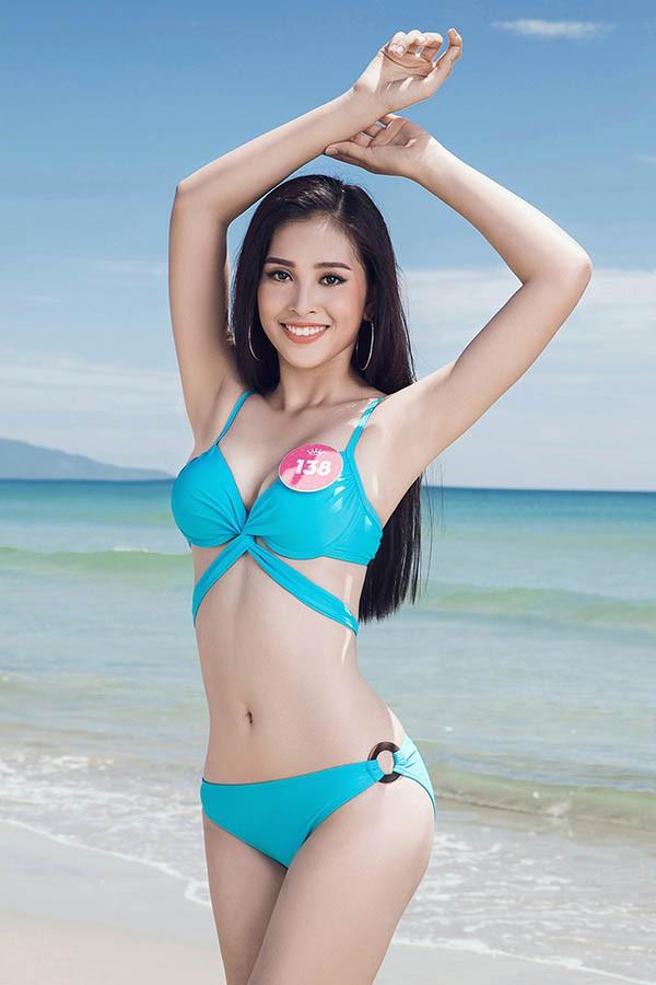 Đọ nhan sắc của 4 người đẹp đăng quang Hoa hậu Việt Nam năm 18 tuổi - Ảnh 21.