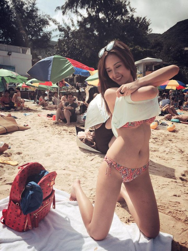 Đọ nhan sắc của 4 người đẹp đăng quang Hoa hậu Việt Nam năm 18 tuổi - Ảnh 5.