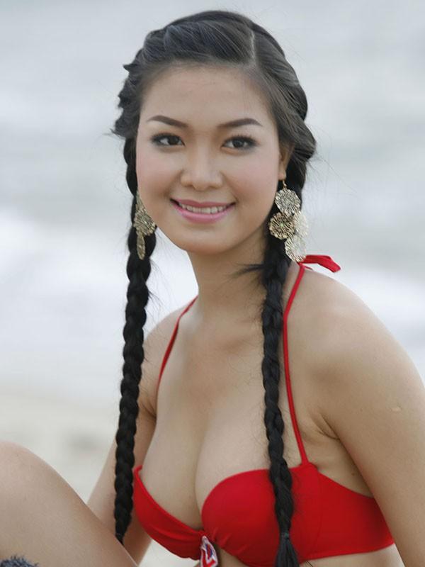 Đọ nhan sắc của 4 người đẹp đăng quang Hoa hậu Việt Nam năm 18 tuổi - Ảnh 9.