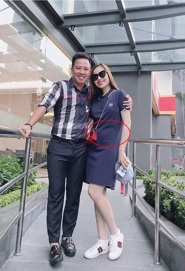Giang Hồng Ngọc vướng nghi vấn mang bầu với bạn trai đại gia - Ảnh 2.