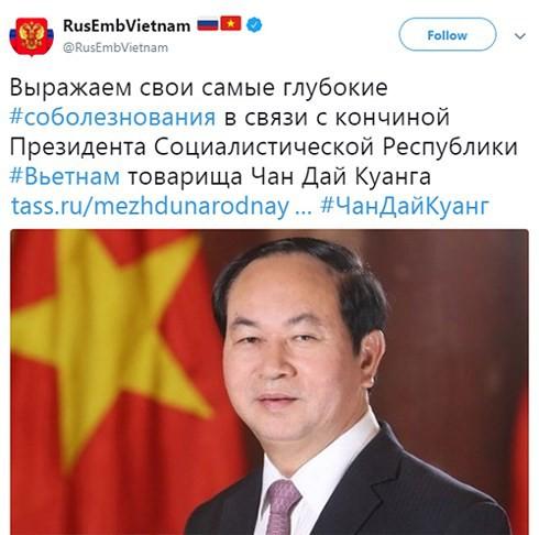 Truyền thông quốc tế đưa tin Chủ tịch nước Trần Đại Quang qua đời - Ảnh 3.