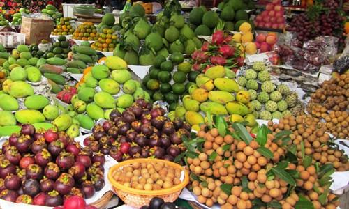Việt Nam chi hơn 2.300 tỉ đồng mua rau quả từ Thái Lan trong tháng 8 - Ảnh 1.