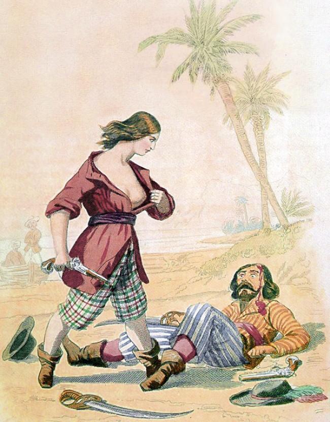 Sự thật kỳ lạ về cướp biển: Đeo bịt mắt không phải vì chột, có cả bảo hiểm y tế ngàn đô - Ảnh 2.