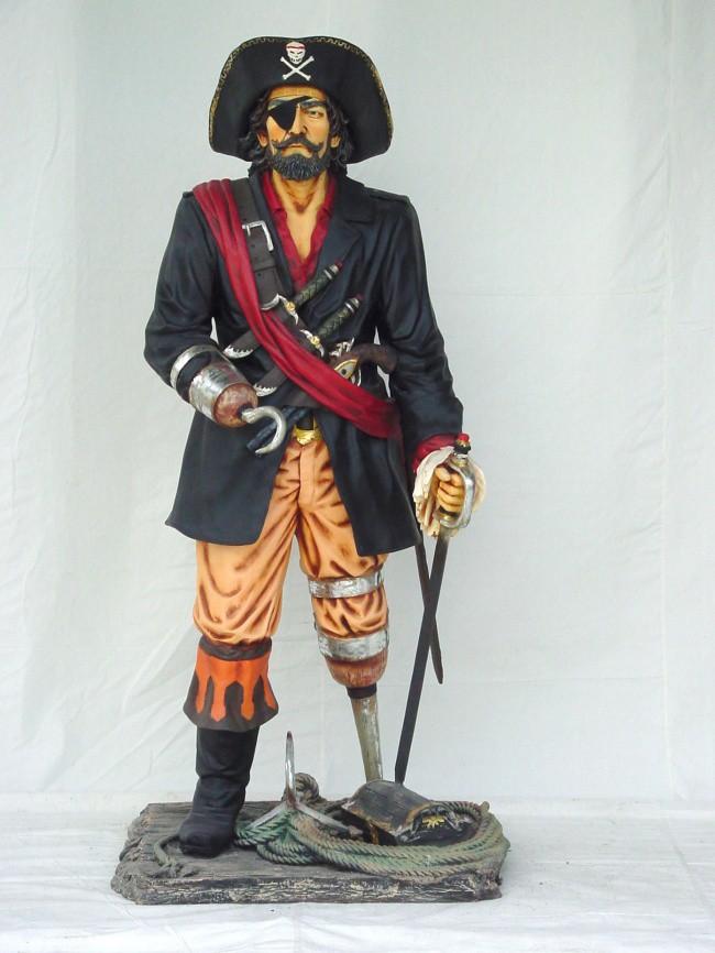 Sự thật kỳ lạ về cướp biển: Đeo bịt mắt không phải vì chột, có cả bảo hiểm y tế ngàn đô - Ảnh 8.