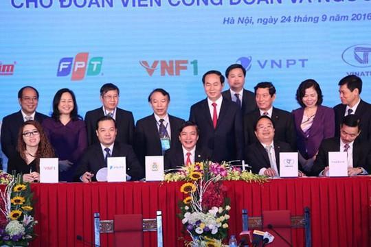 Tình cảm của Chủ tịch nước Trần Đại Quang với tổ chức Công đoàn và người lao động - Ảnh 1.