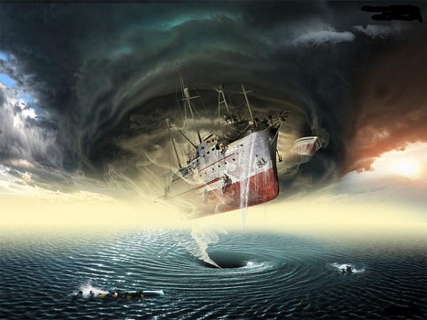 Bí ẩn khó giải về Biển Quỷ liệu có liên quan tới người ngoài hành tinh? - Ảnh 3.
