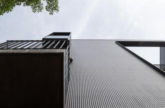 Ngôi nhà 4 tầng giữa Thủ đô đẹp lung linh trên báo Mỹ - Ảnh 13.
