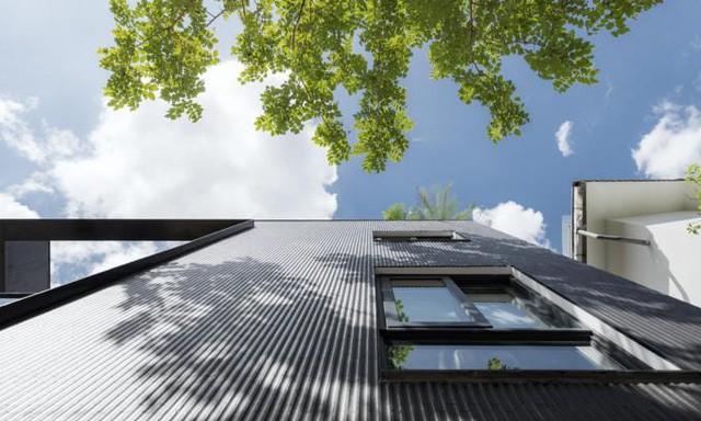 Ngôi nhà 4 tầng giữa Thủ đô đẹp lung linh trên báo Mỹ - Ảnh 14.
