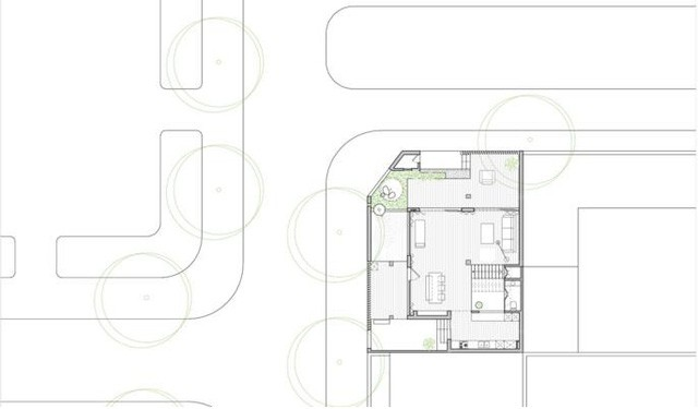 Ngôi nhà 4 tầng giữa Thủ đô đẹp lung linh trên báo Mỹ - Ảnh 15.