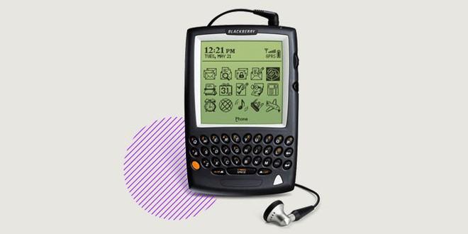 Ngược dòng thời gian: BlackBerry - Ông hoàng bàn phím bị lật đổ bởi đế chế cảm ứng - Ảnh 3.