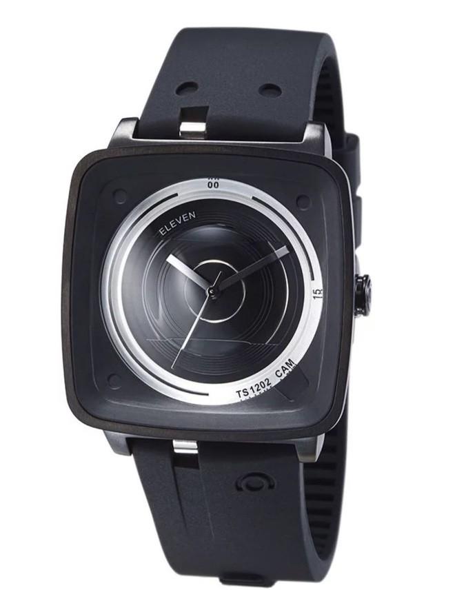 Cùng chiêm ngưỡng chiếc đồng hồ độc đáo lấy ý tưởng từ ống kính máy ảnh - Ảnh 5.