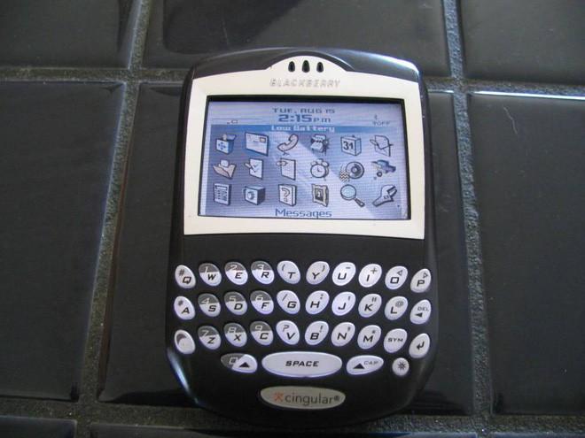Ngược dòng thời gian: BlackBerry - Ông hoàng bàn phím bị lật đổ bởi đế chế cảm ứng - Ảnh 5.