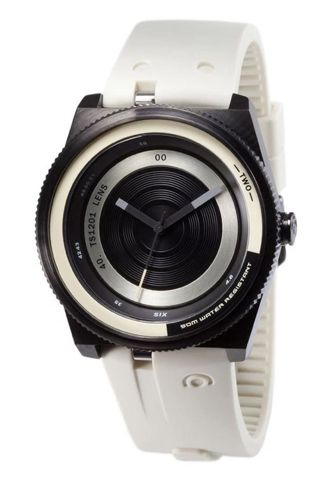 Cùng chiêm ngưỡng chiếc đồng hồ độc đáo lấy ý tưởng từ ống kính máy ảnh - Ảnh 6.