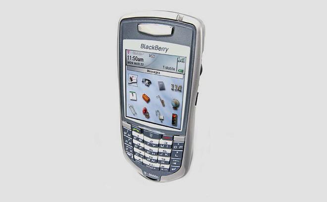 Ngược dòng thời gian: BlackBerry - Ông hoàng bàn phím bị lật đổ bởi đế chế cảm ứng - Ảnh 6.