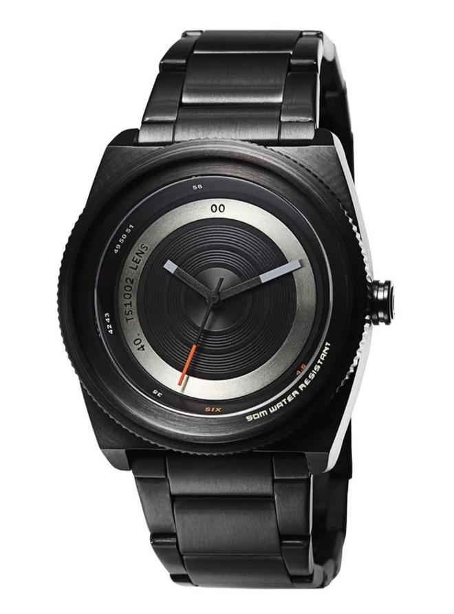 Cùng chiêm ngưỡng chiếc đồng hồ độc đáo lấy ý tưởng từ ống kính máy ảnh - Ảnh 7.