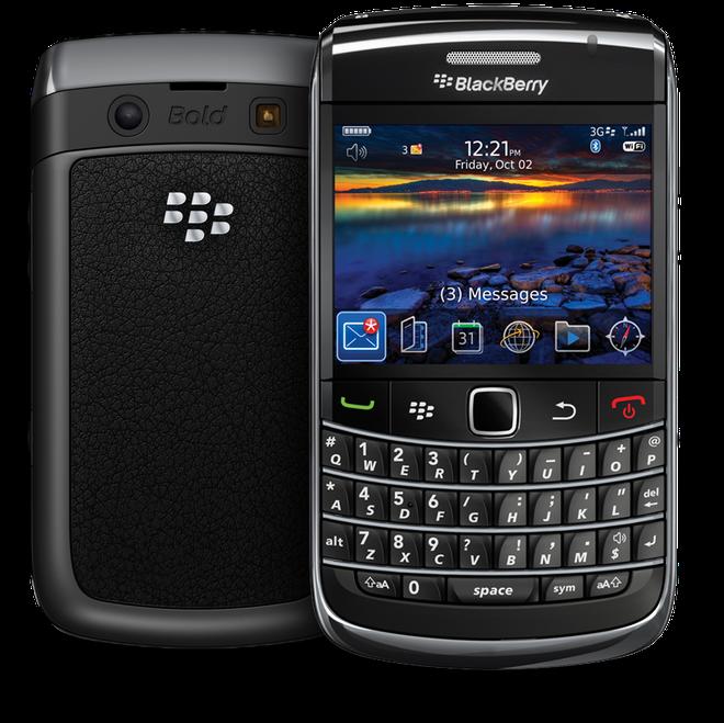 Ngược dòng thời gian: BlackBerry - Ông hoàng bàn phím bị lật đổ bởi đế chế cảm ứng - Ảnh 10.