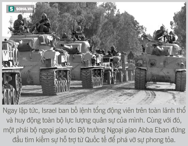 [Photo Story] Toàn cảnh cuộc chiến 6 ngày - Không quân Israel đập nát liên minh Ả Rập hùng mạnh - Ảnh 2.