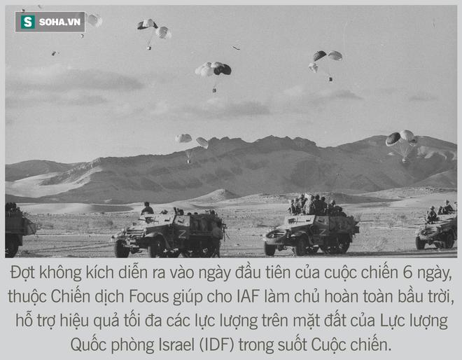 [Photo Story] Toàn cảnh cuộc chiến 6 ngày - Không quân Israel đập nát liên minh Ả Rập hùng mạnh - Ảnh 5.