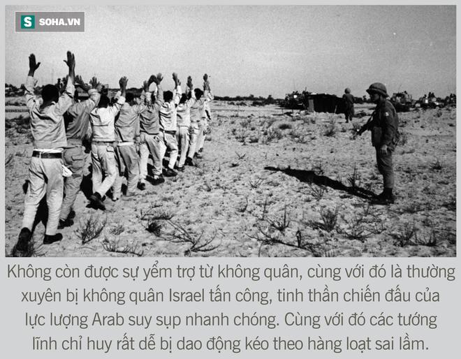 [Photo Story] Toàn cảnh cuộc chiến 6 ngày - Không quân Israel đập nát liên minh Ả Rập hùng mạnh - Ảnh 8.