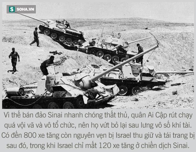 [Photo Story] Toàn cảnh cuộc chiến 6 ngày - Không quân Israel đập nát liên minh Ả Rập hùng mạnh - Ảnh 9.