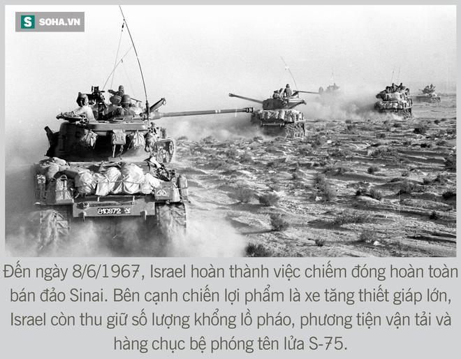 [Photo Story] Toàn cảnh cuộc chiến 6 ngày - Không quân Israel đập nát liên minh Ả Rập hùng mạnh - Ảnh 10.