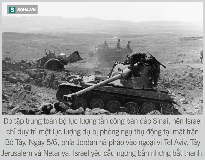 [Photo Story] Toàn cảnh cuộc chiến 6 ngày - Không quân Israel đập nát liên minh Ả Rập hùng mạnh - Ảnh 11.