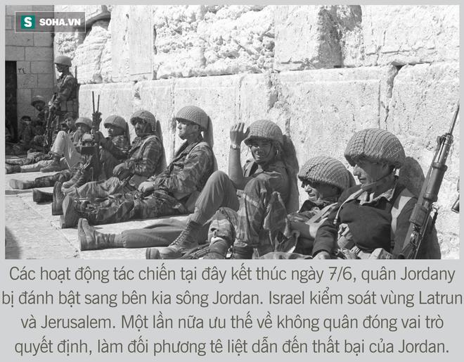 [Photo Story] Toàn cảnh cuộc chiến 6 ngày - Không quân Israel đập nát liên minh Ả Rập hùng mạnh - Ảnh 14.