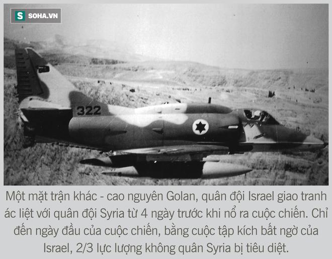 [Photo Story] Toàn cảnh cuộc chiến 6 ngày - Không quân Israel đập nát liên minh Ả Rập hùng mạnh - Ảnh 15.