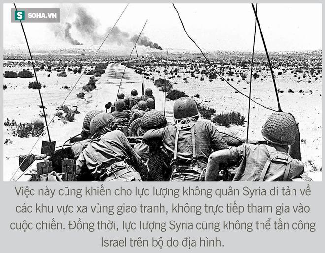 [Photo Story] Toàn cảnh cuộc chiến 6 ngày - Không quân Israel đập nát liên minh Ả Rập hùng mạnh - Ảnh 16.