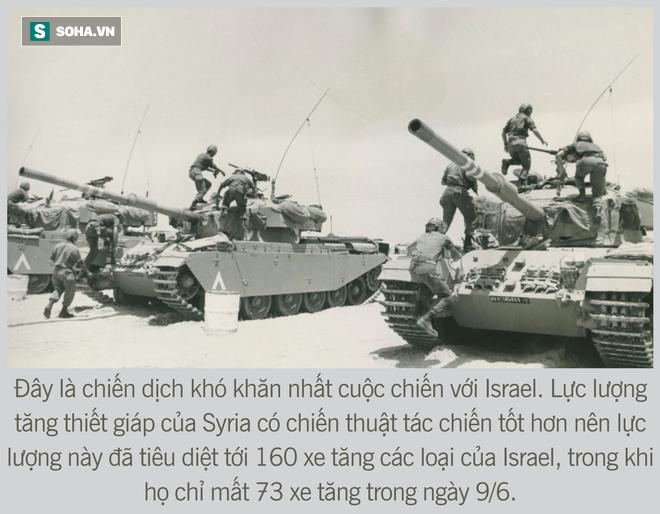 [Photo Story] Toàn cảnh cuộc chiến 6 ngày - Không quân Israel đập nát liên minh Ả Rập hùng mạnh - Ảnh 18.