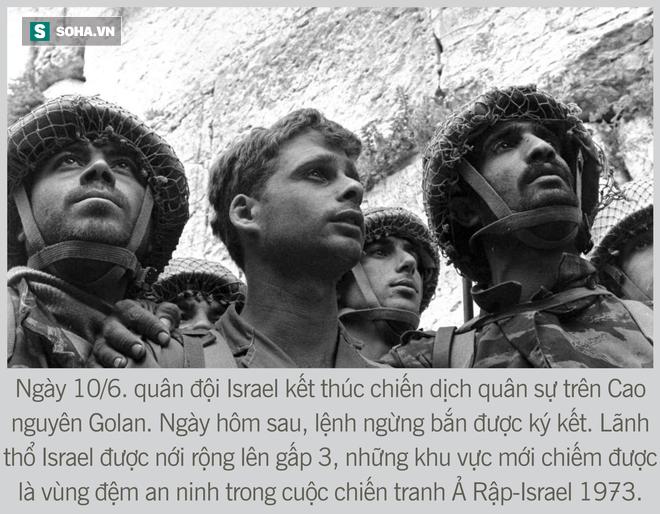 [Photo Story] Toàn cảnh cuộc chiến 6 ngày - Không quân Israel đập nát liên minh Ả Rập hùng mạnh - Ảnh 20.
