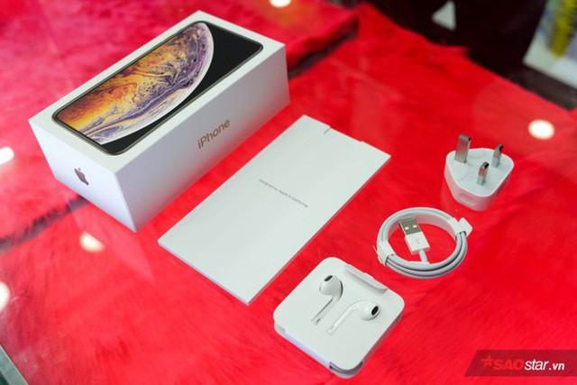 Bán iPhone Xs và iPhone Xs Max rẻ nhất cũng cả nghìn đô nhưng Apple lại keo kiệt có người dùng từng tí 1 - Ảnh 1.