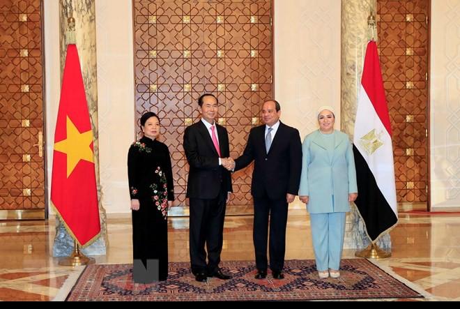 Chuyến thăm nước ngoài cuối cùng của Chủ tịch nước Trần Đại Quang - Ảnh 11.