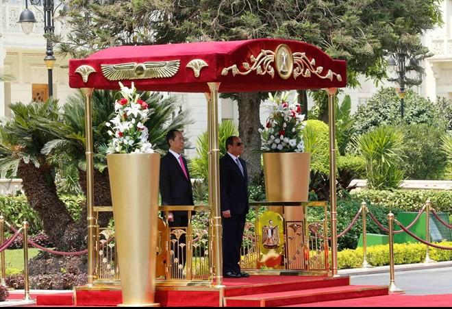 Chuyến thăm nước ngoài cuối cùng của Chủ tịch nước Trần Đại Quang - Ảnh 13.