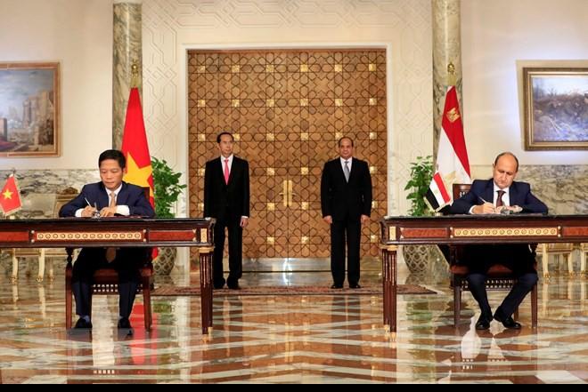 Chuyến thăm nước ngoài cuối cùng của Chủ tịch nước Trần Đại Quang - Ảnh 17.
