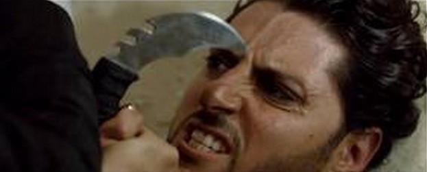 Sở hữu lưỡi dao cong hiểm hóc, đây là vũ khí cận chiến đáng sợ trong lịch sử - Ảnh 2.