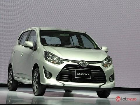 hãng xe Toyota mở bán giá bán gây sốc của hãng xe Toyota Wigo, Rush và Avanza - Ảnh 1.