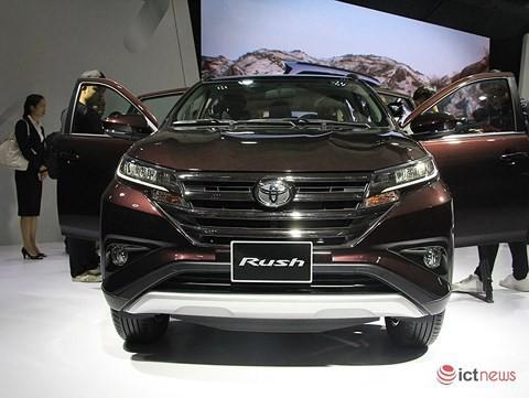 hãng xe Toyota mở bán giá bán gây sốc của hãng xe Toyota Wigo, Rush và Avanza - Ảnh 2.