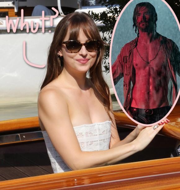 Vợ của Thor Chris Hemsworth dằn mặt mỹ nhân 50 Sắc Thái vì lo bị giật chồng? - Ảnh 1.